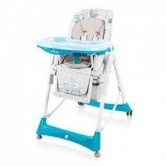 Scaun de masa Bambi Turquoise Baby Design