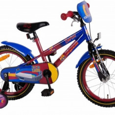 Bicicleta Barcelona 16 inch E&L Cycles - Bicicleta copii E&L Cycles, Albastru