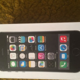 Iphone - iPhone 5S Apple, Argintiu, 64GB, Neblocat