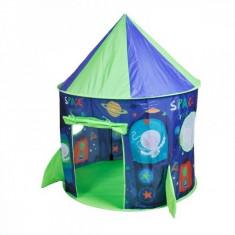 Cort de joaca pentru copii Nava Spatiala Knorrtoys - Casuta copii Knorrtoys, Multicolor