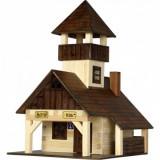 Set constructie din lemn cu lipici Cabana turistica Walachia - LEGO Technic