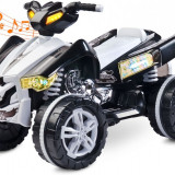 ATV Raptor 2 x 6V Black Toyz