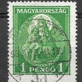 Ungaria 1932, Stampilat