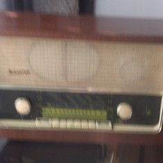 Aparat Radio pe lampi Stern Bernau/Nauen Berlin