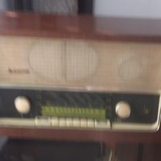 Radio pe lampi Stern Bernau/Nauen Berlin - Aparat radio