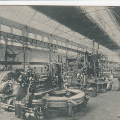 RESITA ATELIERUL DE ROTI MONTATE EDITURA OTTO SCHWARTZ RESITA - Carte Postala Banat dupa 1918, Necirculata, Printata