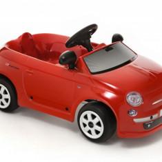 Masinuta electrica Fiat 500 Toys Toys - Masinuta electrica copii