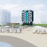 Mamaia Nord, garsoniera, bloc nou, 33mp, etaj 1 - Garsoniera de vanzare, An constructie: 2017, Etajul 1