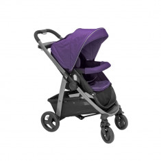 Carucior transformabil 2 in 1 Sky Purple Shadow Graco - Carucior copii 2 in 1