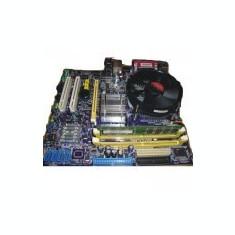 Kit placă de bază Socket 775 + procesor Core2Duo E6300 1.86GHz