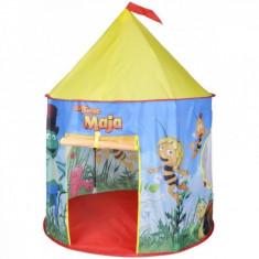 Cort de joaca pentru copii Albinuta Maya Castel Knorrtoys - Casuta copii Knorrtoys, Multicolor