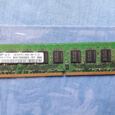 SAMSUNG 2Gb ddr2 PC rami 6400E 666 perfect fuctionali (R35) - Memorie RAM