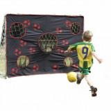 Poarta minifotbal Super Goal cu plasa de antrenament TP Toys