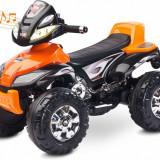 ATV Quad Cuatro 6V Orange Toyz