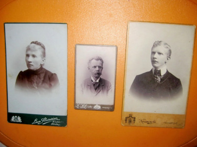 3 Kabinet foto Radauti-Chisinau anii cca 1900. foto