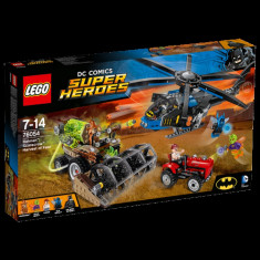 Batman: Recolta de spaima Scarecrow 76054 Super Heroes LEGO - LEGO Marvel Super Heroes