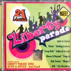 Compilatie Roton - Liberty Parade 2006 (1 CD) - Muzica Dance