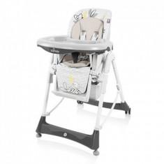 Scaun de masa Bambi Grey Baby Design