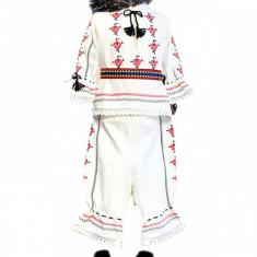 Costum popular botez X0040 80 cm Deco Artis