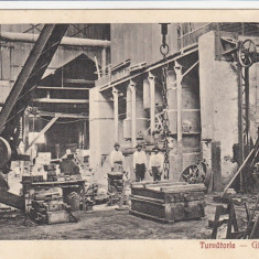 RESITA TURNATORIE EDITURA OTTO SCHWARTZ RESITA - Carte Postala Banat dupa 1918, Necirculata, Printata