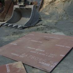 Reparam/executam repere pentru utilaje, statii sortare/asfalt cu HARDOX