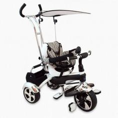 Tricicleta copii GR01 White Baby Mix