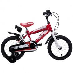 Bicicleta copii Hammer 14 inch Schiano Kids