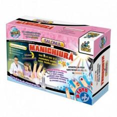 Salonul de manichiura D-Toys - Jocuri arta si creatie