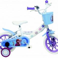 Bicicleta 12 inch Frozen Denver - Bicicleta copii