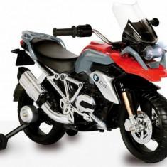 Motocicleta BMW R1200 GS Biemme - Masinuta electrica copii Biemme, Rosu