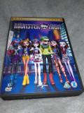 Monster High Editie de colectie - 10 DVD filme dublate romana, universal pictures