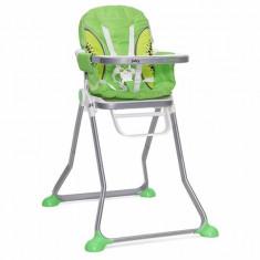 Scaun de masa copii Juicy Verde Cangaroo