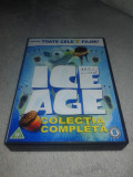 Epoca de Gheata - Ice Age - 7 DVD Desene Animate Dublate Romana, dream works