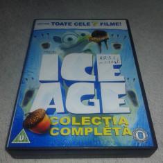 Epoca de Gheata - Ice Age - 7 DVD Desene Animate Dublate Romana