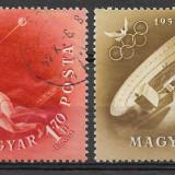 Ungaria 1952 - Timbre straine, Stampilat
