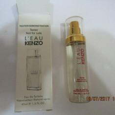NOU!TESTER 45 ML- KENZO L EAU -SUPER PRET, SUPER CALITATE! - Parfum femeie Kenzo, Apa de toaleta