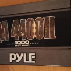 STATIE AUTO PYLE QA4400 1000W - Amplificator auto