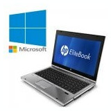 Laptop Refurbished HP Elitebook 2560p Core i5 2520M/4GB/320GB/Windows 10 Home - Laptop HP