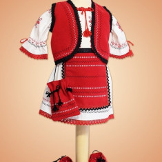 Costum popular botez X02 68 cm Deco Artis