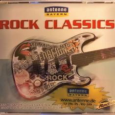 Compilatie Rock Classics (Scorpions, Free, Uriah Heep) (dublu CD original) - Muzica Rock ariola