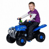 Quad 4x4 cu pedale Albastru BJ Plastik