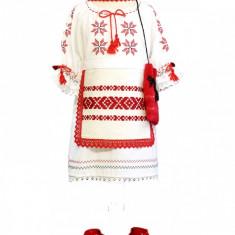 Costum popular botez X09 68 cm Deco Artis