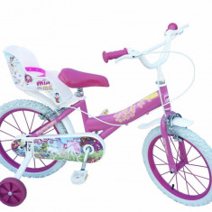 Bicicleta 16 inch Mia and Me Toimsa - Bicicleta copii Toimsa, Roz