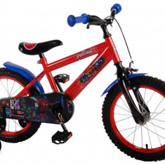 Bicicleta Spiderman 16 inch E&L Cycles - Bicicleta copii