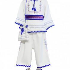 Costum popular botez X0016 86 cm Deco Artis