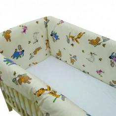 Lenjerie de pat 7 piese Maxi 140 x 70 cm Fantezie Deseda - Lenjerie pat copii