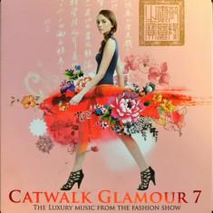 Compilatie chill out - Catwalk Glamour 7 (dublu CD original) - Muzica Chillout Altele