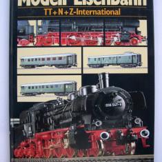 Catalog de trenulete, machete, modelism feroviar. 3000 modele in color., TT - 1:120, Altele