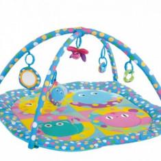Centru de activitati bebe KioKids - Tarc de joaca, Multicolor