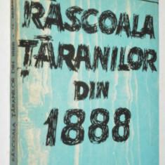 Rascoala Taranilor din 1888 - N. Adaniloaie - Roman